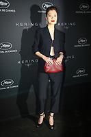 Kouka en photocall avant la soiréee Kering Women In Motion Awards lors du soixante-dixième (70ème) Festival du Film à Cannes, Place de la Castre, Cannes, Sud de la France, dimanche 21 mai 2017. Philippe FARJON / VISUAL Press Agency