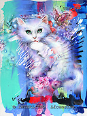 Marie, REALISTIC ANIMALS, REALISTISCHE TIERE, ANIMALES REALISTICOS, paintings+++++,USJO200,#A# ,Joan Marie cat
