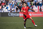 Vitolo of Sevilla FC in action during their La Liga match between Deportivo Leganes and Sevilla FC at the Butarque Municipal Stadium on 15 October 2016 in Madrid, Spain. Photo by Diego Gonzalez Souto / Power Sport Images
