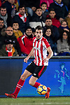 Inigo Lekue of Athletic Club de Bilbao in action during the La Liga 2017-18 match between Getafe CF and Athletic Club at Coliseum Alfonso Perez on 19 January 2018 in Madrid, Spain. Photo by Diego Gonzalez / Power Sport Images