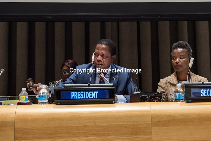 General Assembly Seventy-first session High-level plenary meeting on addressing large movements of refugees and migrants.