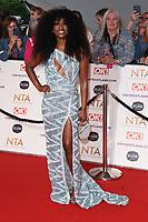 Beverley Knight<br /> arriving for the National Television Awards 2021, O2 Arena, London<br /> <br /> ©Ash Knotek  D3572  09/09/2021