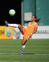 Sky Blue FC midfielder Rosana (11).  Washington Freedom defeated Skyblue FC 2-1 at RFK Stadium, Saturday May 23, 2009.