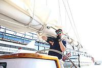 Sunset Yacht Press Cruise