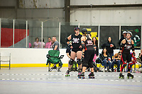 PRDR Dames of Anarchy vs Spawns of Skating 9-13-14
