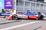 Nick Heidfeld of Germany from Mahindra Racing competes in the Formula E Non-Qualifying Practice 2 during the FIA Formula E Hong Kong E-Prix Round 1  at the Central Harbourfront Circuit on 02 December 2017 in Hong Kong, Hong Kong. Photo by Marcio Rodrigo Machado / Power Sport Images