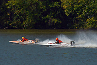 1-S and 5-M    (Outboard Hydroplane)