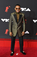 Ozuna attends the 2021 MTV Video Music Awards at Barclays Center on September 12, 2021 in the Brooklyn borough of New York City.<br /> CAP/MPI/IS/JS<br /> ©JSIS/MPI/Capital Pictures