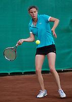 2013-08-13, Netherlands, Raalte,  TV Ramele, Tennis, NRTK 2013, National Ranking Tennis Champ,  Daphne van Duuren<br /> <br /> Photo: Henk Koster