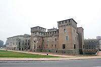 Veduta del Castello di San Giorgio, a Mantova.<br /> View of the Castle of San Giorgio, in Mantua.<br /> UPDATE IMAGES PRESS/Riccardo De Luca