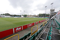 General view of the ground ahead of Essex CCC vs Warwickshire CCC, Specsavers County Championship Division 1 Cricket at The Cloudfm County Ground on 14th July 2019
