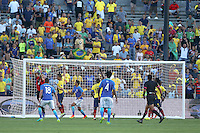 Actio photo during the match Brasil vs Ecuador, at Rose Bowl Stadium Copa America Centenario 2016. ---Foto  de accion durante el partido Brasil vs Ecuador, En el Estadio Rose Bowl, Partido Correspondiante al Grupo -B-  de la Copa America Centenario USA 2016, en la foto: Esteban Dreer<br /> <br /> --- 04/06/2016/MEXSPORT/ German Alegria.