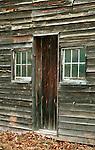 Rustic cabin Commonwealth of Virginia, Fine Art Photography by Ron Bennett, Fine Art, Fine Art photography, Art Photography, Copyright RonBennettPhotography.com ©