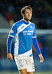 St Johnstone v Hearts…10.08.16..  McDiarmid Park…BetFred Cup<br />Brad McKay<br />Picture by Graeme Hart.<br />Copyright Perthshire Picture Agency<br />Tel: 01738 623350  Mobile: 07990 594431