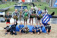 FIERLJEPPEN: IJLST: 2020, FK Jeugd Fierljeppen, <br /> ©foto Martin de Jong