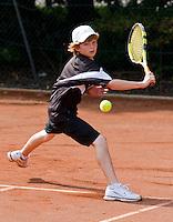 09-08-10, Tennis, Lisse, NJK 12 tm 18 jaar, van den Braber