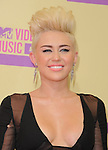 Miley Cyrus at The 2011 MTV Video Music Awards held at Staples Center in Los Angeles, California on September 06,2012                                                                   Copyright 2012  DVS / Hollywood Press Agency