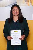 All Rounder Toesulu Tone-Fitzpatrick from St Cuthberts College. ASB College Sport Auckland Secondary School Young Sports Person of the Year Awards held at Eden Park on Thursday 12th of September 2009.