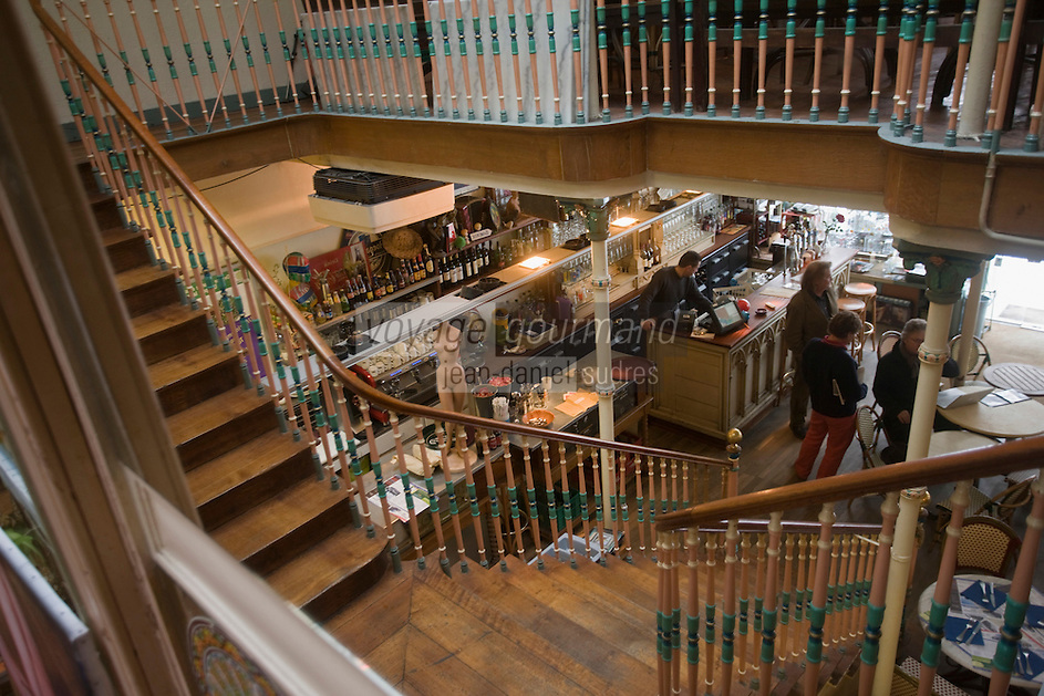 Europe/France/Nord-Pas-de-Calais/59/Nord/Lille: Brasserie, Café: Maison du Moulin d'or, place du Théatre