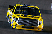 NASCAR Camping World Truck Series<br /> Toyota Tundra 250<br /> Kansas Speedway, Kansas City, KS USA<br /> Friday 12 May 2017<br /> Cody Coughlin, JEGS Toyota Tundra<br /> World Copyright: Russell LaBounty<br /> LAT Images<br /> ref: Digital Image 17KAN1rl_5538