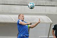 Fabian Holland (SV Darmstadt 98)<br /> <br /> - 24.07.2021 Fussball 2. Bundesliga, Saison 21/22, Spieltag 1, SV Darmstadt 98 - SV Jahn Regensburg, Stadion am Boellenfalltor, emonline, emspor, <br /> <br /> Foto: Marc Schueler/Sportpics.de<br /> Nur für journalistische Zwecke. Only for editorial use. (DFL/DFB REGULATIONS PROHIBIT ANY USE OF PHOTOGRAPHS as IMAGE SEQUENCES and/or QUASI-VIDEO)