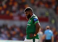5th June 2021; Brentford Community Stadium, London, England; Gallagher Premiership Rugby, London Irish versus Wasps; Albert Tuisue of London Irish