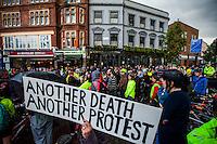 "08.06.2015 - ""Vigil & Die-In To Remember Esther Hartsilver"""