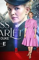 Miss Scarlet and the Duke World Premiere TV screening at the St. Pancras Renaissance Hotel, London on December 3rd 2019<br /> <br /> Photo by Keith Mayhew