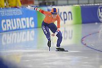 SCHAATSEN: HEERENVEEN: 15-12-2018, ISU World Cup, 500m Ladies Division B, Letitia de Jong (NED), ©foto Martin de Jong