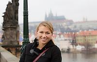 18-12-12, Praag, Michaella Krajicek