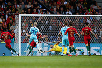 Rui Patricio of Portugal makes a save during the UEFA Nations League Final match between Portugal and Netherlands at Estadio do Dragao on June 9th 2019 in Porto, Portugal. (Photo by Daniel Chesterton/phcimages.com)<br /> Finale <br /> Portogallo Olanda<br /> Photo PHC/Insidefoto <br /> ITALY ONLY
