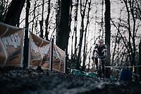 Lucinda Brand (NED/Sunweb)<br /> <br /> Women's Race<br /> CX Vlaamse Druivencross Overijse 2017