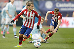 Atletico de Madrid's Antoine Griezmann during Spanish Kings Cup match. January 27,2016. (ALTERPHOTOS/Acero)