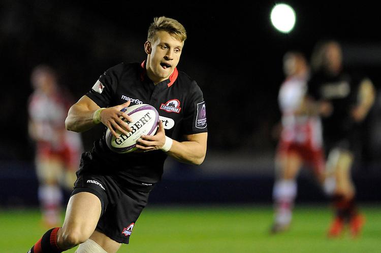 Tom Brown of Edinburgh Rugby