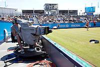 15-06-10, Tennis, Rosmalen, Unicef Open, Camera position