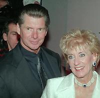 Vince McMahon & Linda McMahon 1998<br /> Photo By John Barrett/PHOTOlink