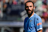 Vedat Muriqi of SS Lazio looks on during the Serie A football match between Bologna FC and SS Lazio at Renato Dall'Ara stadium in Bologna (Italy), October 3rd, 2021. Photo Andrea Staccioli / Insidefoto