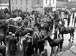 Cahermee fair  in the 1960's..Picture by Harry MacMonagle