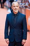 Actor Javier Gutierrez attends to orange carpet of 'Estoy Vivo' during FestVal in Vitoria, Spain. September 04, 2018.(ALTERPHOTOS/Borja B.Hojas)