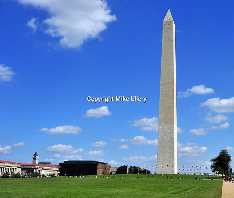 A day in Washington, D.C.