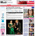 Second Mrs Tanqueray, Rose Theatre, Kingston - Mail Online 12.10.12