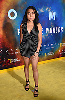 """LOS ANGELES - FEBRUARY 26: Trang Vo attends National Geographic's 2020 Los Angeles premiere of """"Cosmos: Possible Worlds"""" at Royce Hall on February 26, 2020 in Los Angeles, California. Cosmos: Possible Worlds premieres Monday, March 9 at 8/7c on National Geographic. (Photo by Frank Micelotta/National Geographic/PictureGroup)"""