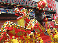 CHINA--Dragon Dance