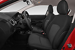 Front seat view of 2019 Mitsubishi Spacestar Invite 5 Door Hatchback Front Seat  car photos