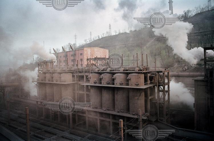 Steel Plant.