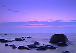 Europe, SWE, Sweden, Oland, Rocky Coast, Twilight.....[ For each utilisation of my images my General Terms and Conditions are mandatory. Usage only against use message and proof. Download of my General Terms and Conditions under http://www.image-box.com or ask for sending. A clearance before usage is necessary...Material is subject to royalties. Each utilisation of my images is subject to a fee in accordance to the present valid MFM-List...Contact | archive@image-box.com | www.image-box.com ]