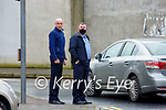 GArda Sean Twomey and Sergeant Adrian Brennan