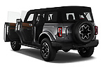 Car images of 2021 Ford Bronco Outer-Banks 5 Door SUV Doors