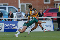Ealing Trailfinders v London Irish Rugby Football Club  - Match Images - 01.09.2018