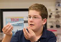 PS Intermediate School Classroom Science DNA 2010-11